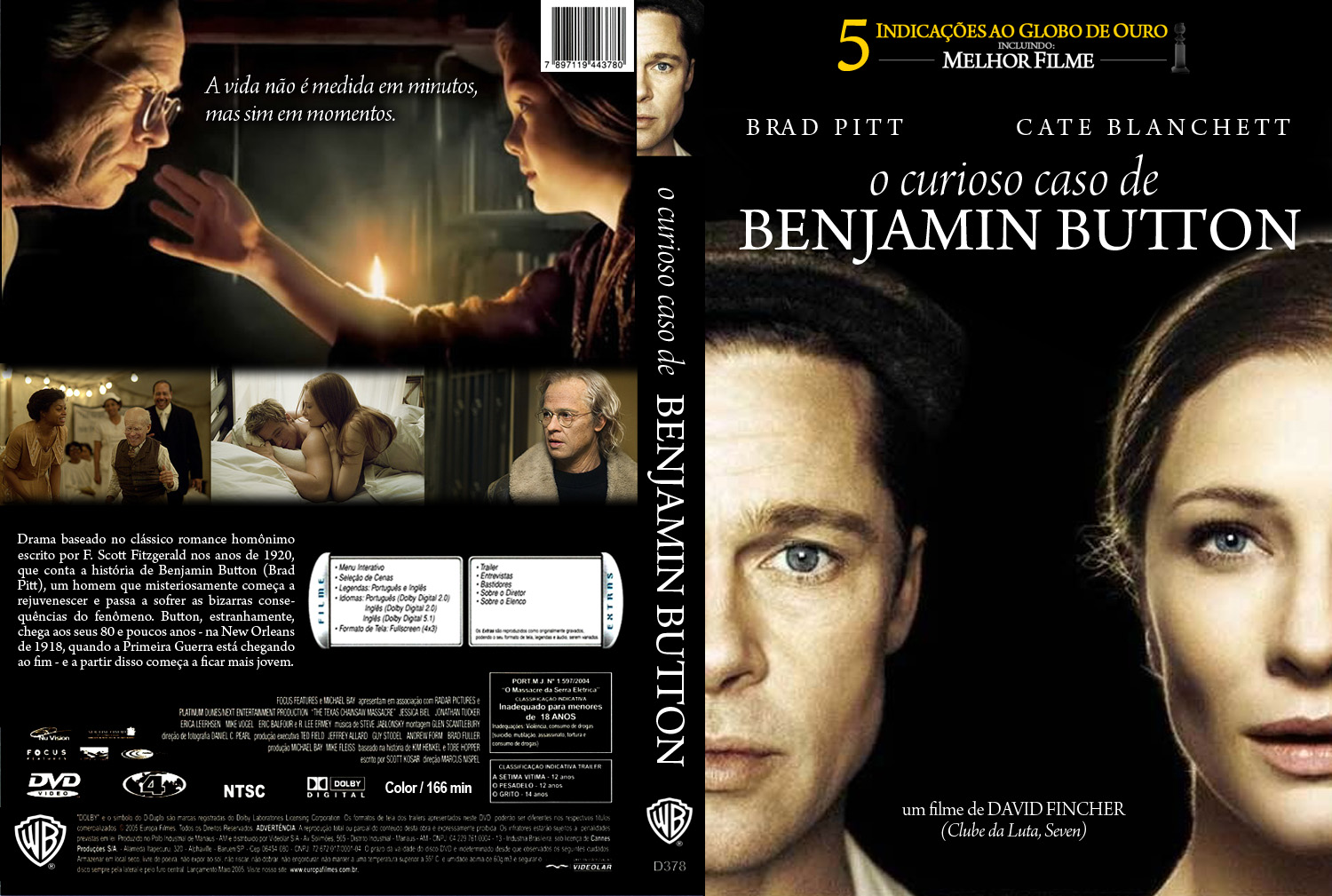 The Curious Case of Benjamin Button – Wikipédia, a enciclopédia ...