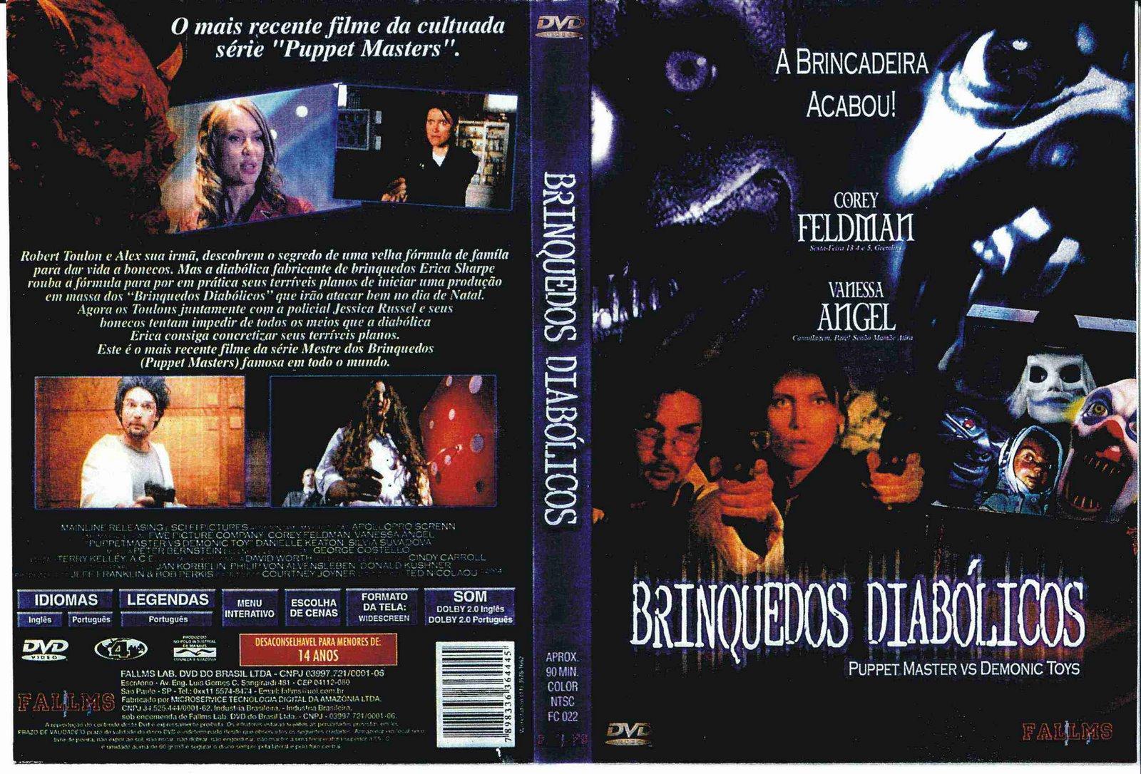 Torrent - Brinquedos Diabólicos Blu-ray rip 1080p Dublado (1992)